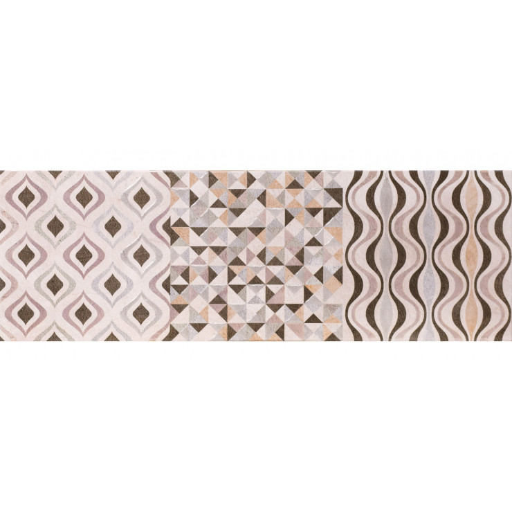 Декор GRACIA CERAMICA Forte multi decor 01 25х75см