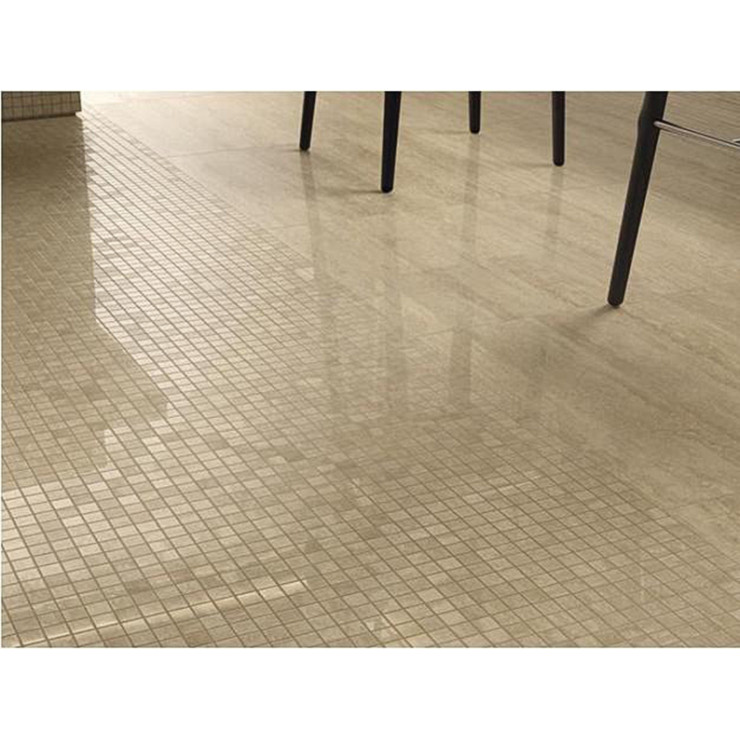Декор ITALON Travertino Navona Mosaico Lux 29,2х29,2см