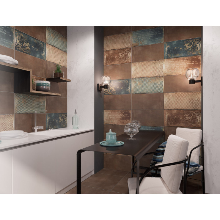 Керамогранит GRACIA CERAMICA Gatsby brown PG 01 60х60см