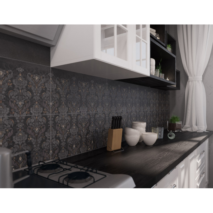 Керамогранит GRACIA CERAMICA Richmond grey PG 04 30х60см
