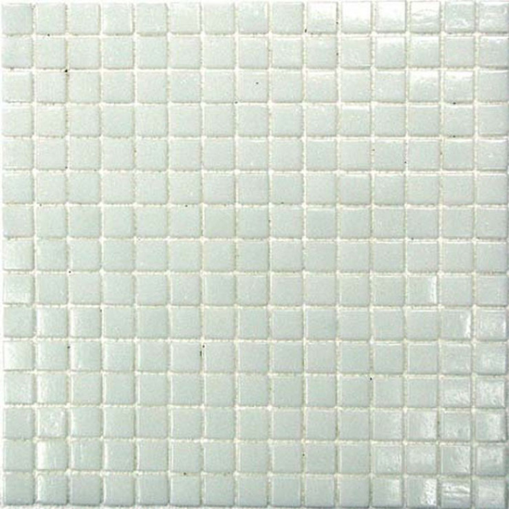 Мозаика BONAPARTE Glass Simple white 32,7х32,7см