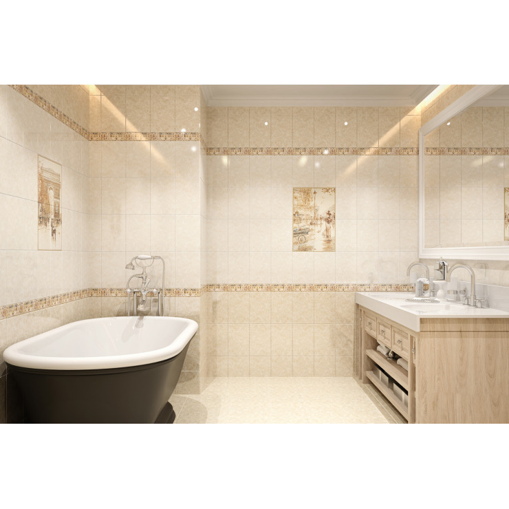 Панно GLOBAL TILE Grace P6GC0058TG 40х60см