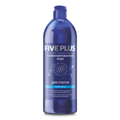 Вода для утюгов FIVE PLUS Freshness