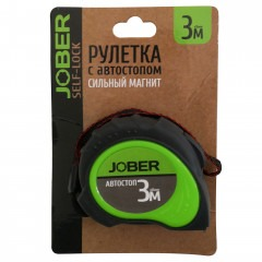 Рулетка JOBER Self-Lock 521010