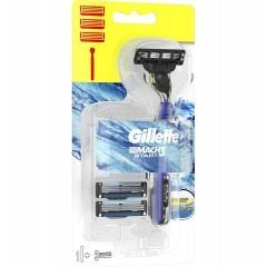 Станок GILLETTE Mach3 Start + 2 кассеты
