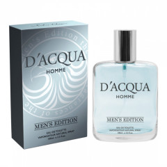 Туалетная вода ANDRE RENOIR Men's Edition D`acqua edt 100мл