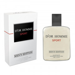 Туалетная вода ANDRE RENOIR Men's Edition D`or Homme Sports edt 100мл