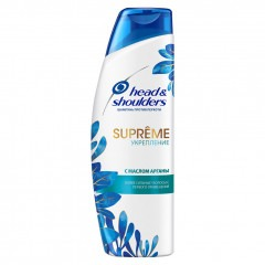 Шампунь HEAD&SHOULDERS Supreme Укрепление с маслом арганы