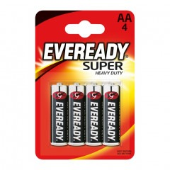 Батарейки ENERGIZER Eveready Super Heavy Duty AA
