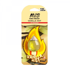 Ароматизатор AVS Fire Fresh Vanilla Hot WDM-001
