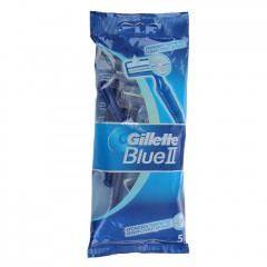 Станки GILLETTE Blue II 5шт