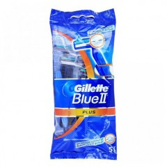 Станки GILLETTE Blue II Plus 5шт