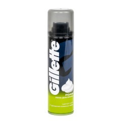 Пена для бритья GILLETTE Foam Lemon Lime