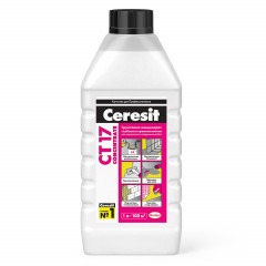 Грунтовка CERESIT Concentrate CT17 1л