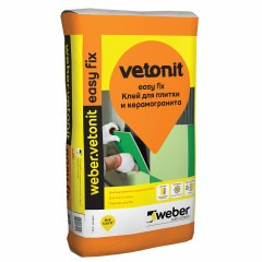 Клей WEBER VETONIT Easy fix